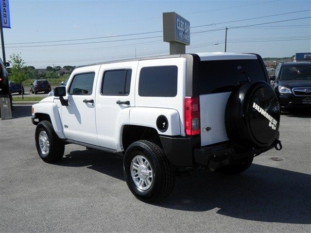 Chevy Dealership Killeen >> Used 2007 HUMMER H3 SUV For Sale in Killeen, TX   Serving Georgetown, Fort Hood, & Copperas Cove ...