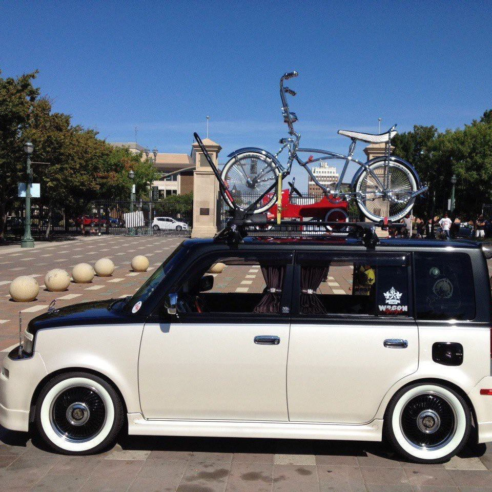 Scion xb two tone toyota bb 2006