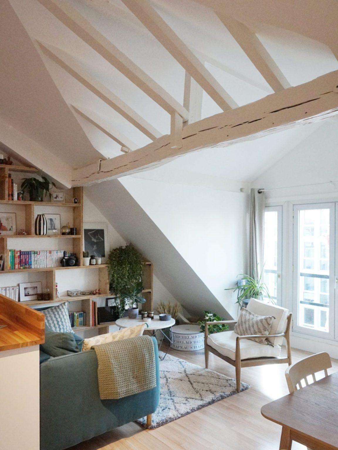 Beau Comment Créer Une Chambre Supplémentaire Dans Un Petit Appartement à Paris  ?   PLANETE DECO A Homes World