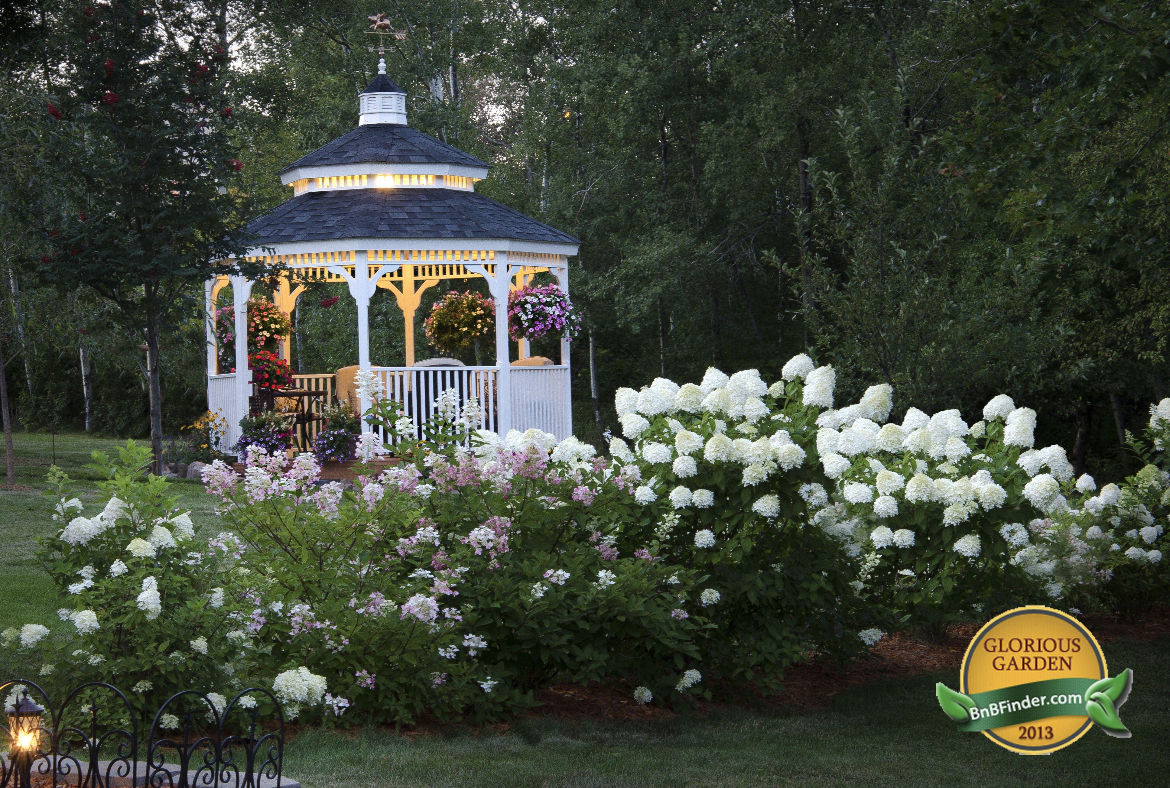 2013 Glorious Garden Award Winner A G Thomson House