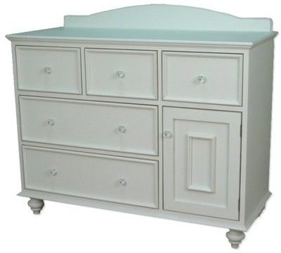 Lily Rae Changing Table/Dresser by Relics Furniture | baby stuff ...