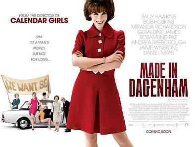 Made In Dagenham Poster Jpg Made In Dagenham Women S Equality