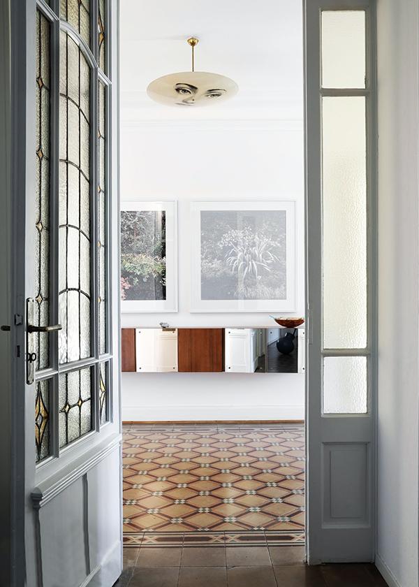 Lugano Apartment -  apartment of furniture/art collector Demetrio Zanetti & Veruska Gennari