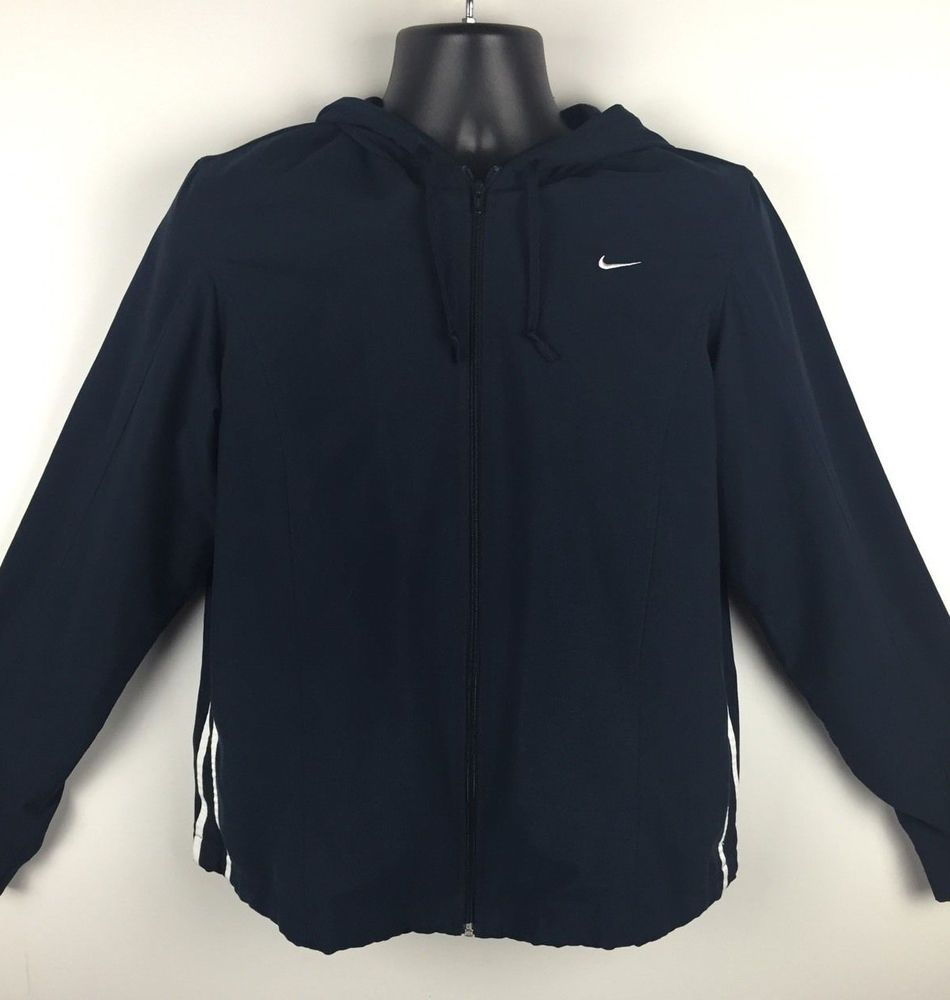 Men's Nike Dri-Fit Jacket Size Small RN#56323 CA#05553 Great Condition