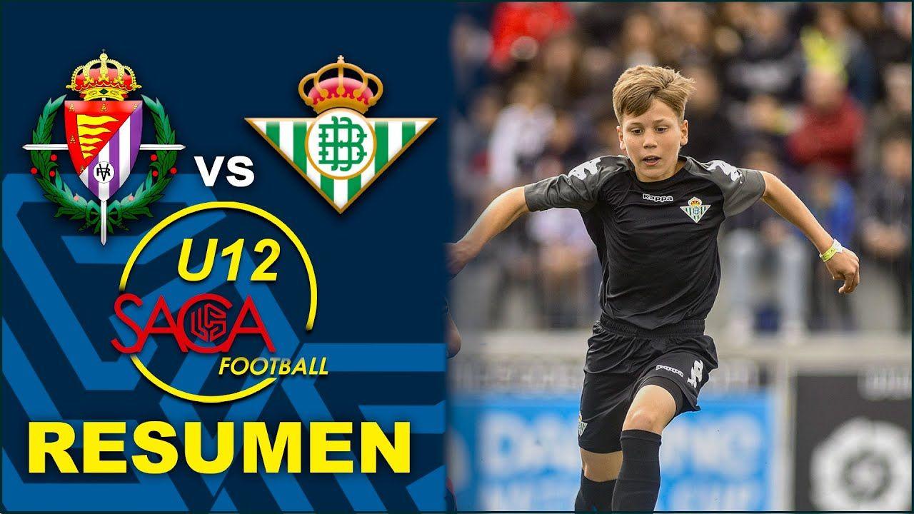 Resumen De Real Valladolid Vs Real Betis 0 3 Arousa Fútbol 7 Futbol 7 Fútbol Torneos De Futbol