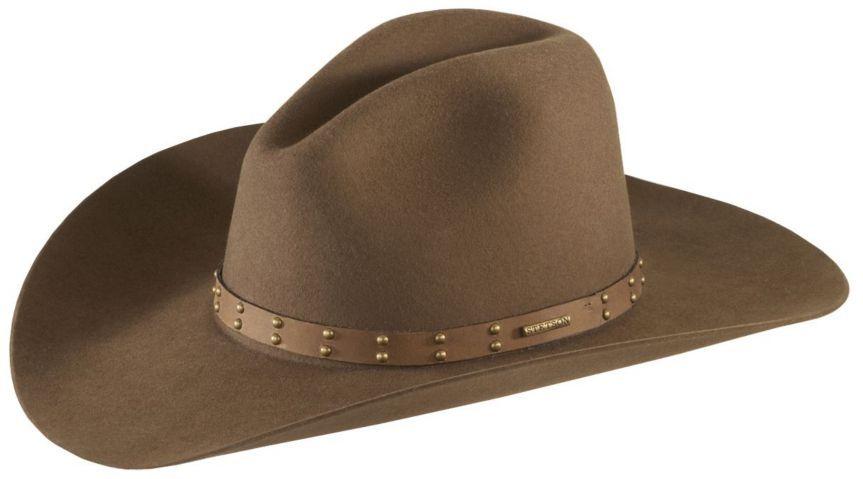 Stetson 4X Seminole Gus Buffalo Felt Cowboy Hat - Sheplers  f1a2aee9fb2