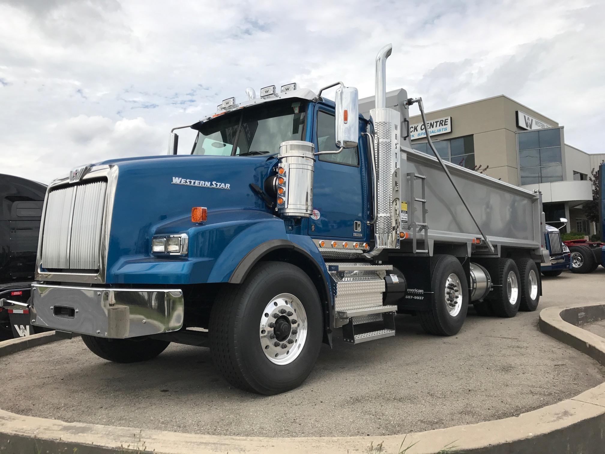 Trucking Western Star Trucks Trucks Dump Trucks