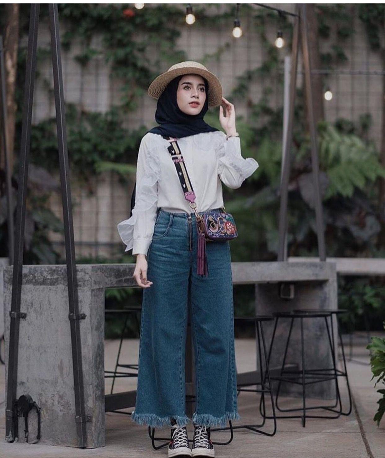 @salsabilapooth | Gaya model pakaian, Pakaian modis, Model ...