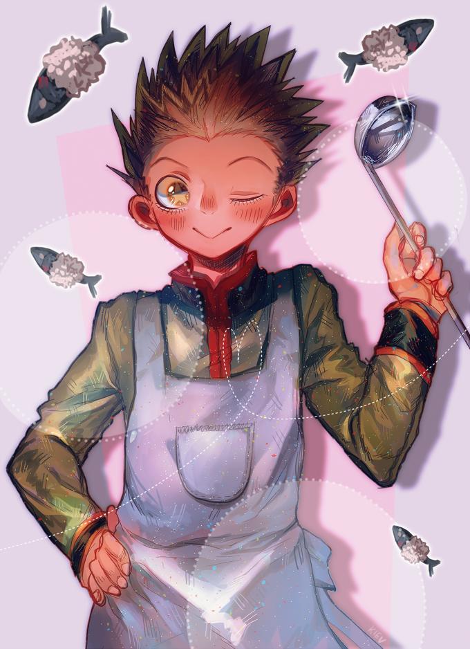 Pin by 🇺🇸Martijn日本語の学生🇯🇵 on Hunter x Hunter Hunter x