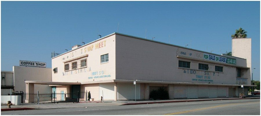 Crenshaw Store Of Barker Brothers Furniture   Los Angeles