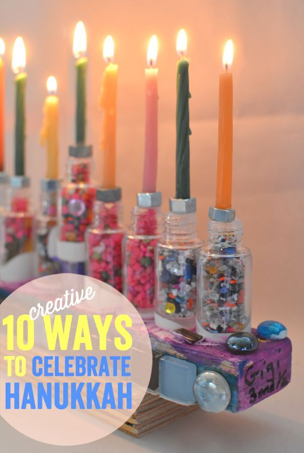 It's Hanukkah time! I've been promising to share some Reggio inspired Hanukkah ideas as well as some straight up Hanukkah crafts. Here you go! 10 creative ideas to bring the joy this Hanukkah season. Have fun! *This post contains affiliate links. 1. Hanukkiah Tracing – We LOVE transparency paper. It's like tracing paper, but more(...)