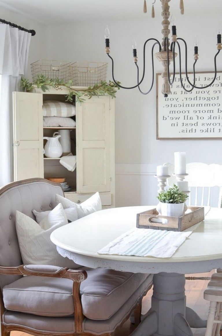 easy vintage dining room lighting decor
