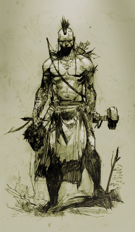 deviantart character sketches - photo #34