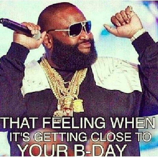 Birthday Close Rick Ross Countdown Quotes Birthday Countdown Mirrored Sunglasses Men