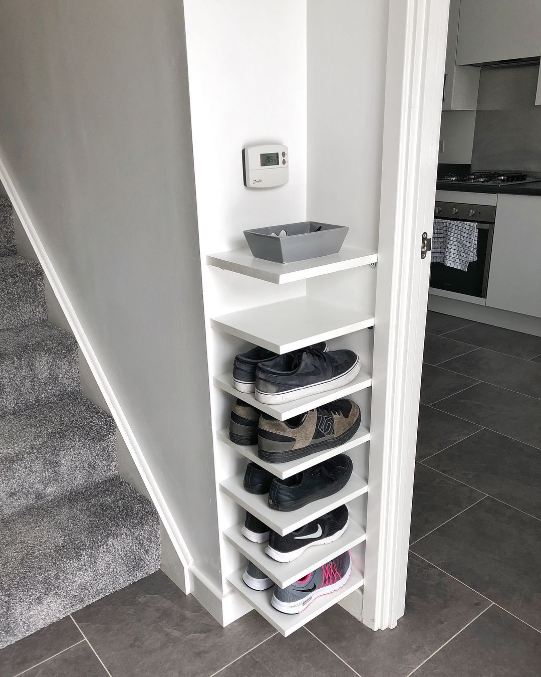 Large Shoe Storage Ideas