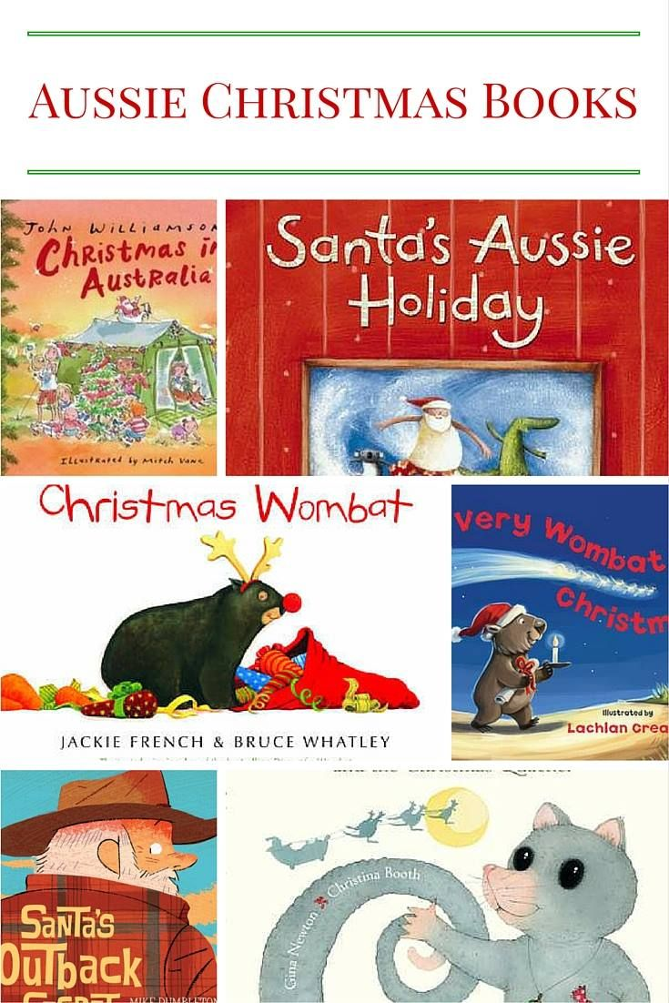 Christmas In Australia Book.Aussie Christmas Books Books Seasonal Holiday