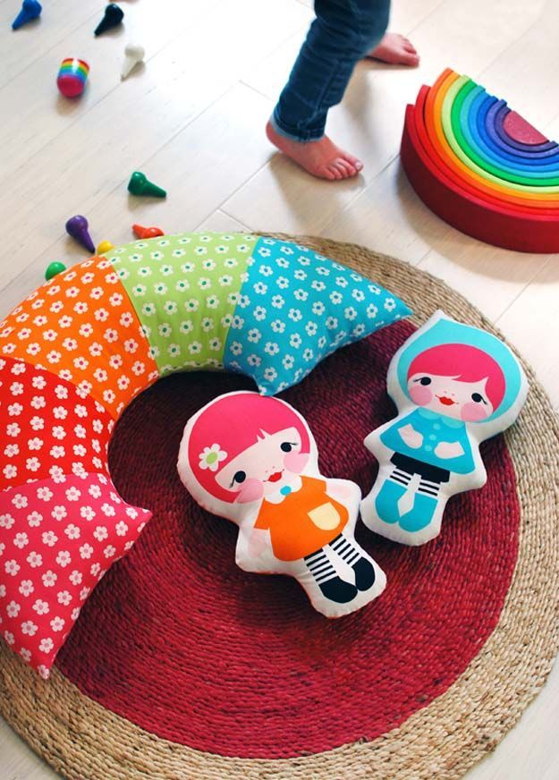 36 Diy Rainbow Crafts That Will Make You Smile All Day Long Crafts