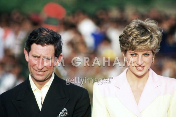 Charles & Diana in India