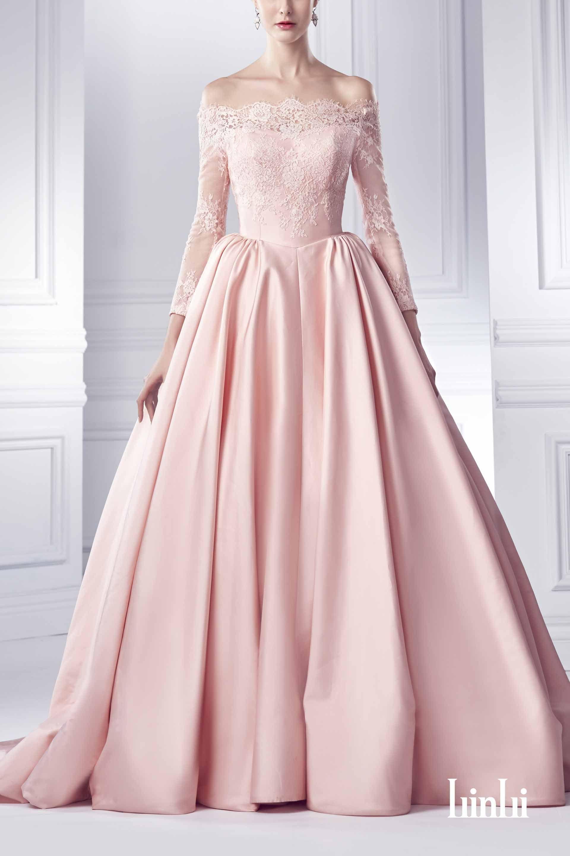 Pin de Shih-hsuan Chou en Linli   Pinterest   Vestidos de novia, De ...