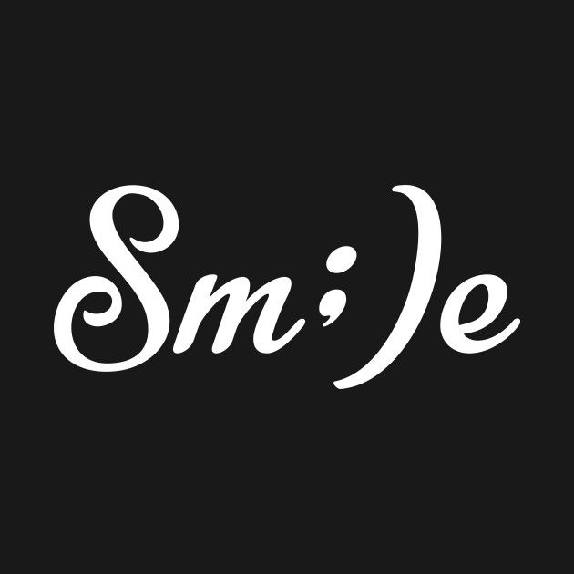 check out this awesome smile design on teepublic happy