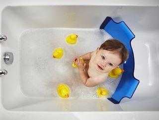 Innovative Babydam Makes Bathing Baby A Pleasure Not A Chore New