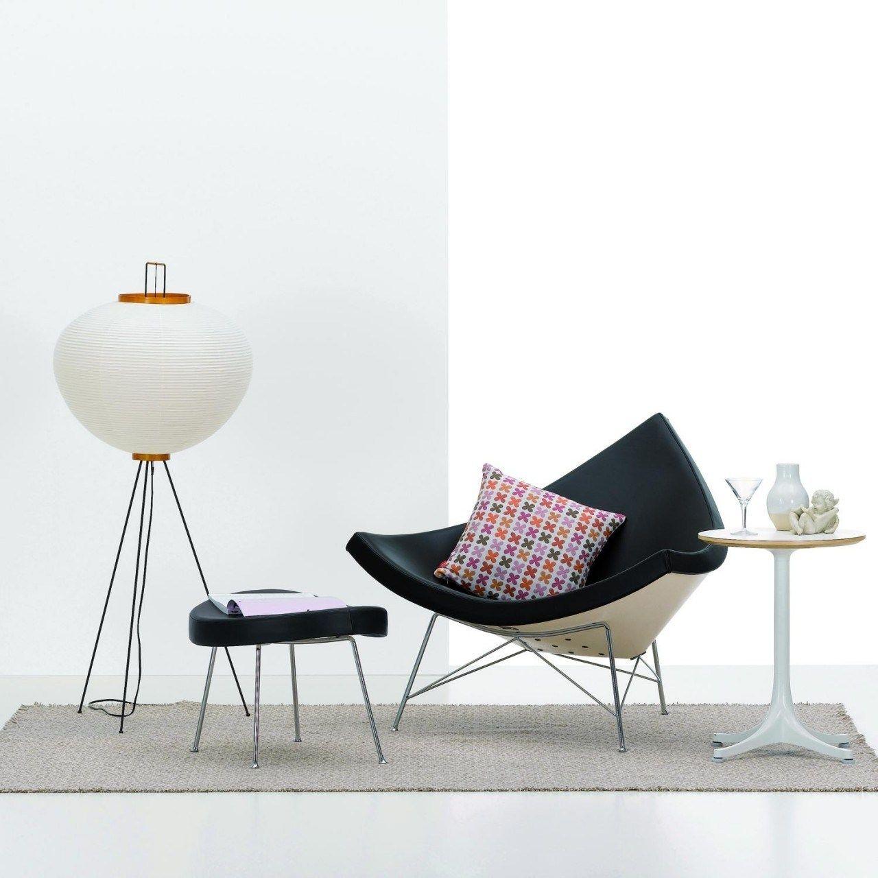 Akari Furniture Designer Salary Akari Floor Lamp Shown Ensitu With