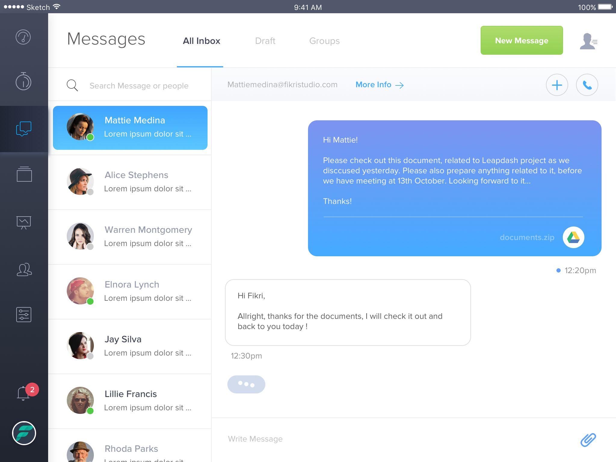 Xtreme Angular 6 Admin Template Dashboard Design Dashboard