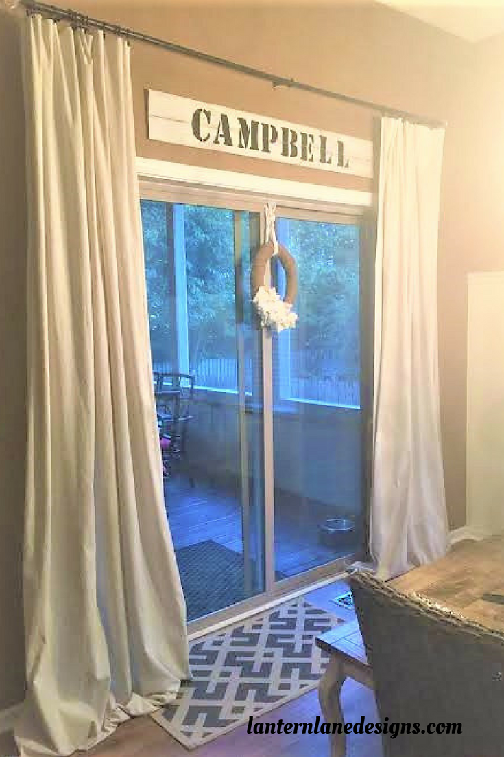 The Amazing World of Drop Cloths Kitchen Pinterest Curtains