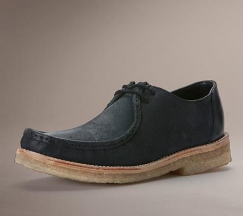 """4/27: """"Kyle Low"""" mic toe from The Frye Company.  #frye #thefryecompany #mensshoes"""