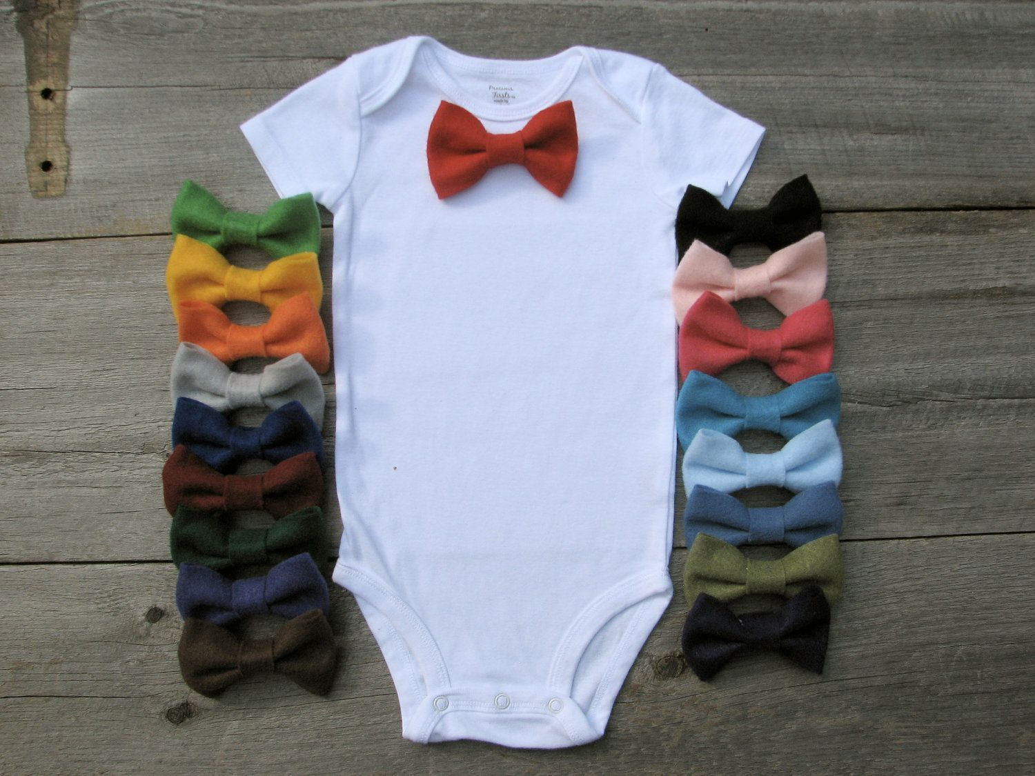 608e833dd Onesies With Ties