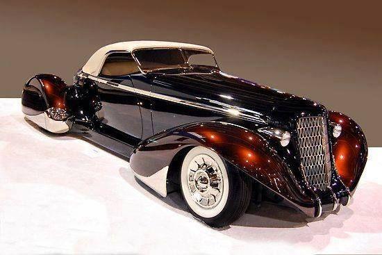 The Auburn Roadster. Wow!