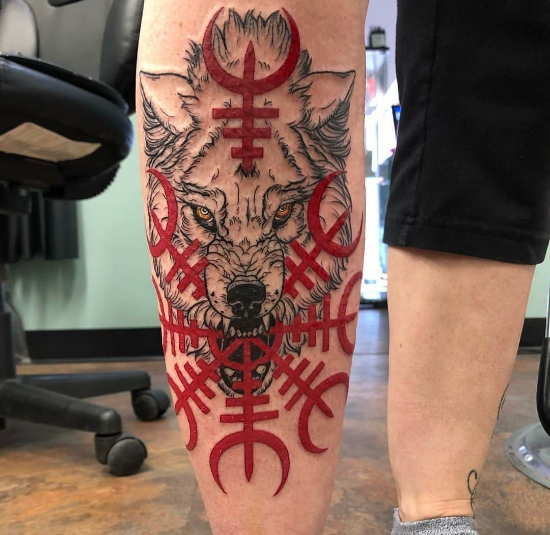 Pin by Räv Körsner on In{k}spiration Viking tattoos