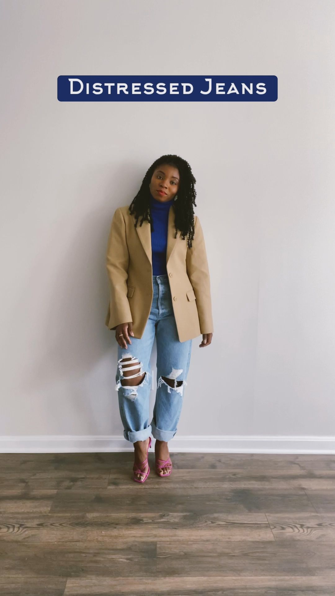 How To Style A Neutral Blazer