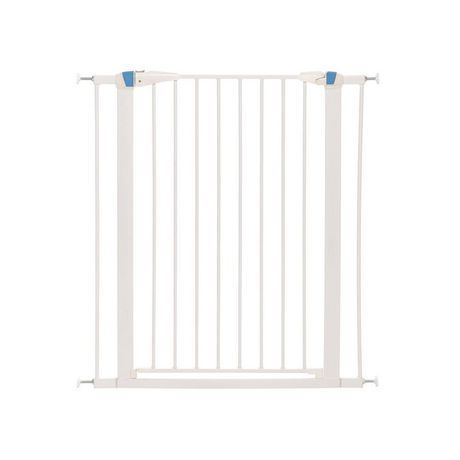 Midwest Homes For Pets Midwest Expanding White Steel Glow Gate 39
