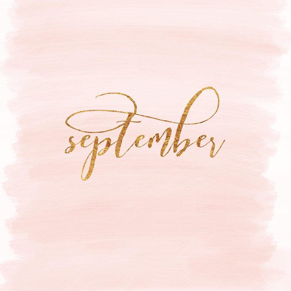 Hello September, Bye Bye August - Labsalliebe