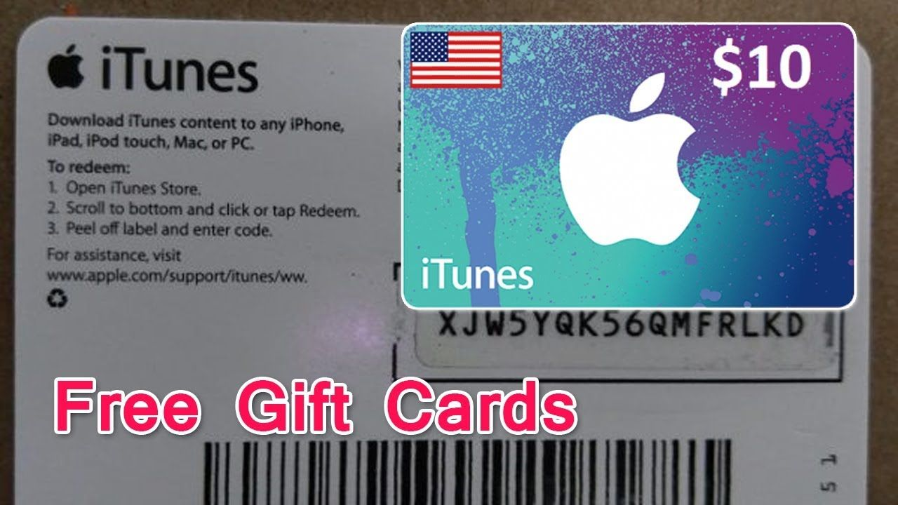 Free itunes codes 5 secret ways free itunes gift card
