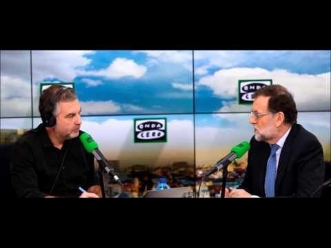 Orgía de ZASCAS entrevista Carlos Alsina a Mariano Rajoy RESUMEN