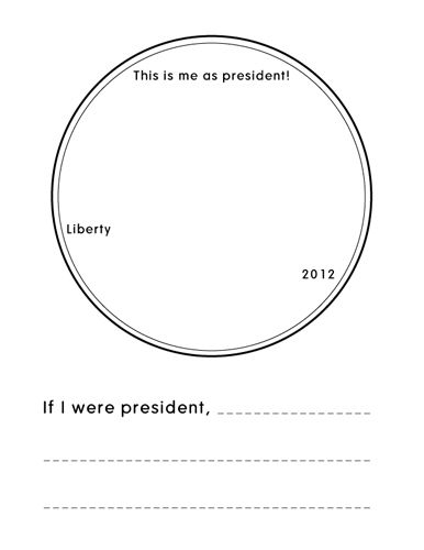 Celebrating Presidents' Day (and free printable) from Let