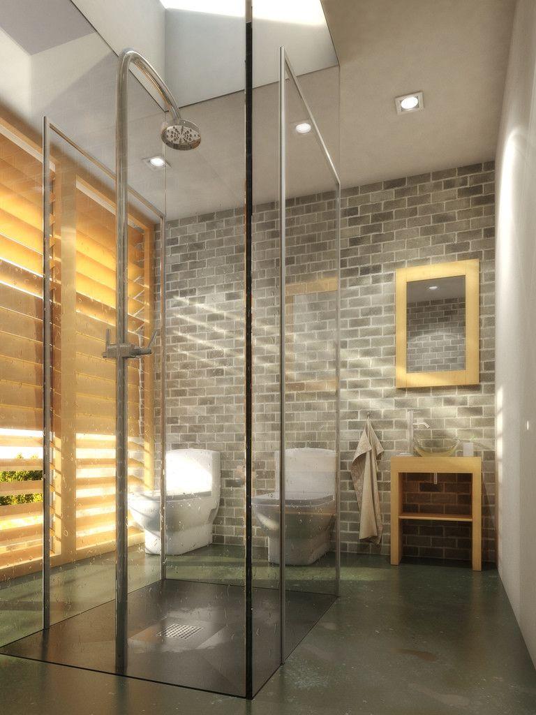 7 Great Wet Room Design Ideas Picture Gallery Glass Bathroom Glass Partition Designs Partition Designs Wet room shower design