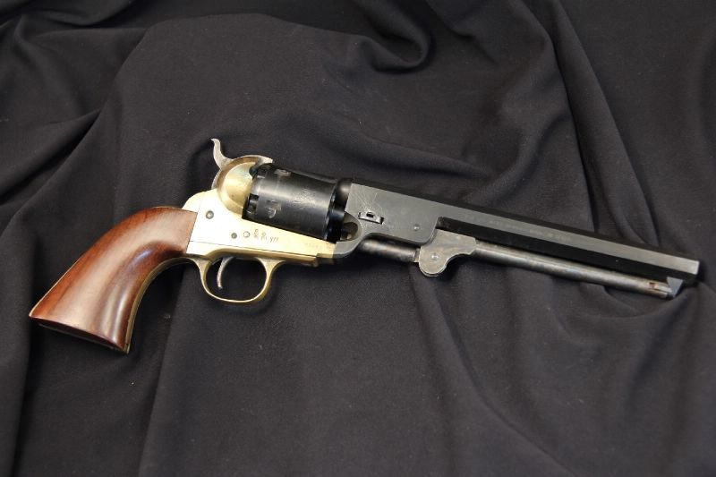 Colt 1851 Navy Reproduction Built By Hawes Firearms Co