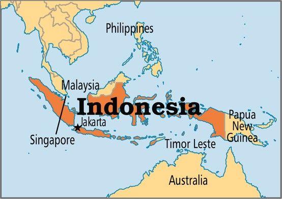 Zomervakantie ---> Indonesië, want daar ga ik heen in de zomervakantie