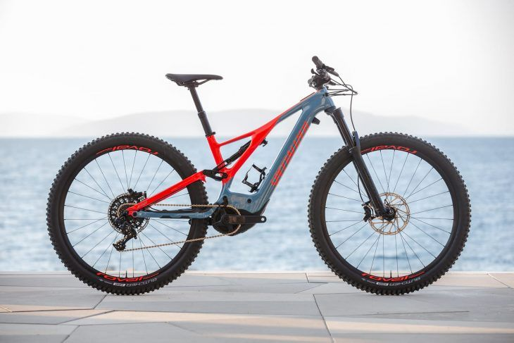 First Ride Review The New Generation Specialized Turbo Levo