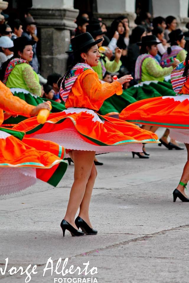 #Carnaval #Ayacuchano 2014 Foto cortesía de Jorge Alberto