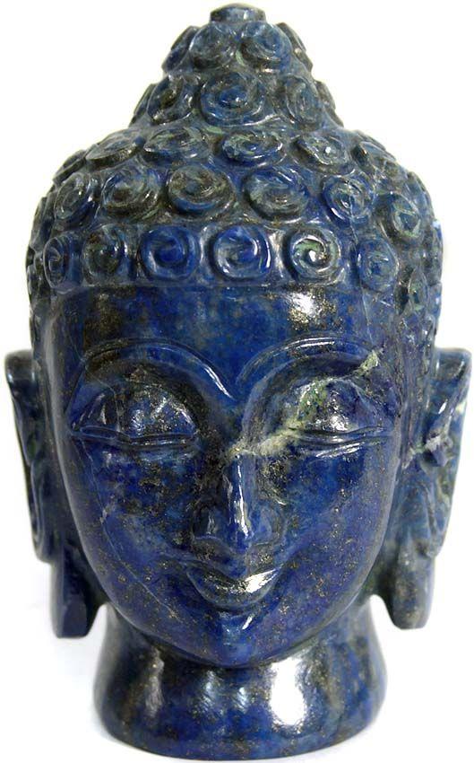 medicine buddhas - lapis... #buddhadecor