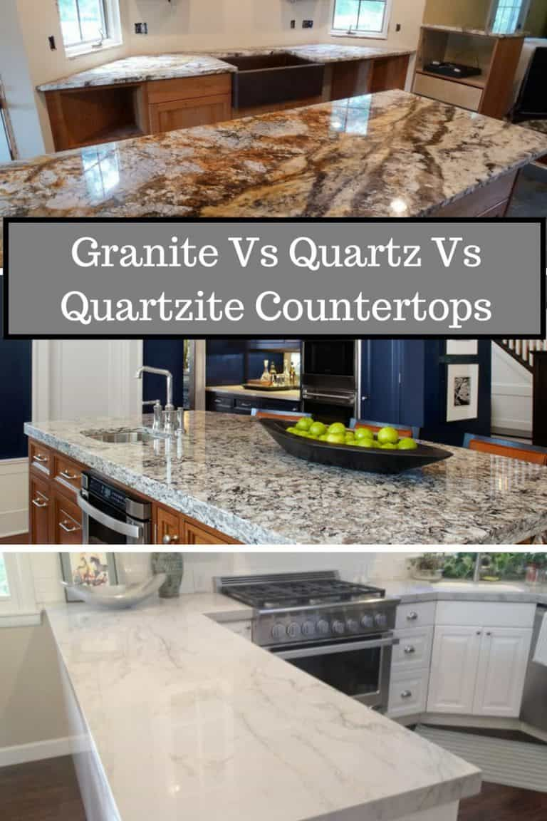 Countertop Comparison Chart Replacing Kitchen Countertops