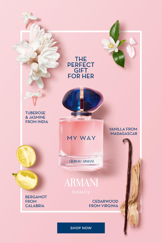 My Way Eau de Parfum - Armani beauty | Feminine fragrance, Perfume scents,  Fragrances perfume