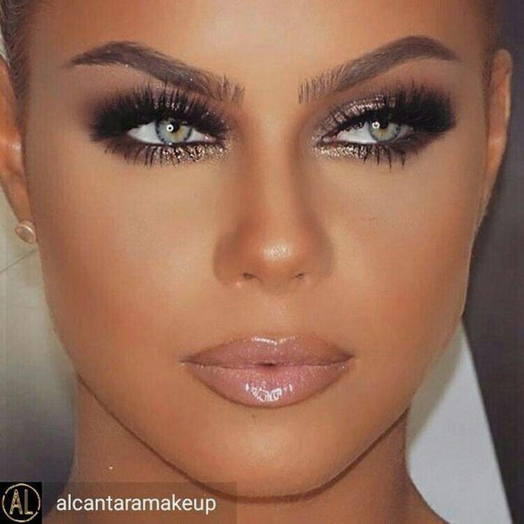 Más de 30 mejores ideas de maquillaje Smokey Eyes para inspirarte ahora mismo #eye #eyemakeup #idea …