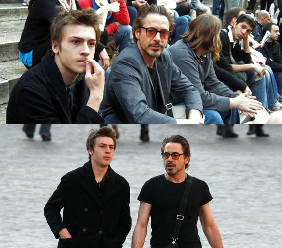 Robert Downey Jr Kids: Would It Be Acceptable To Date RDJ's Son To Get At RDJ