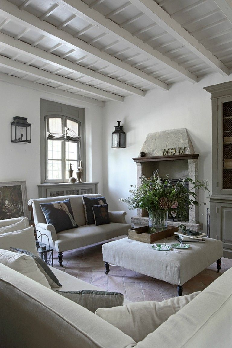 10 Amazing Shabby Chic Modern Rustic Interior Design