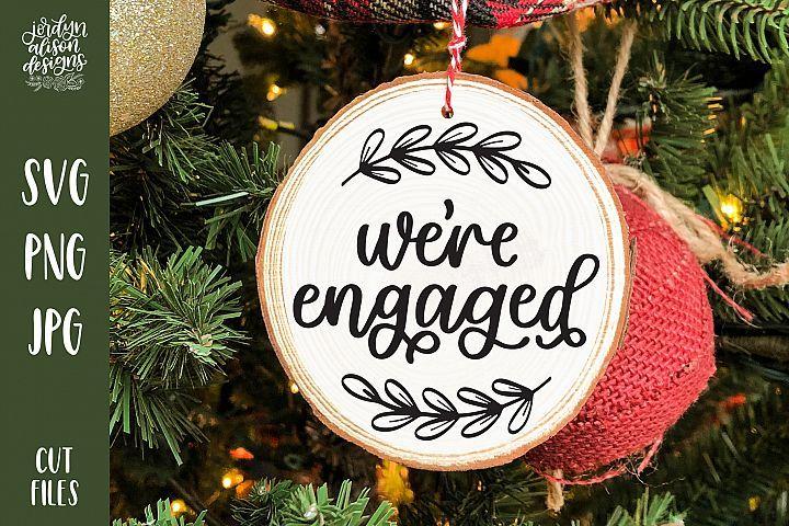 Download Free Svg Christmas Ornament Bundle Monogram Round File For ...